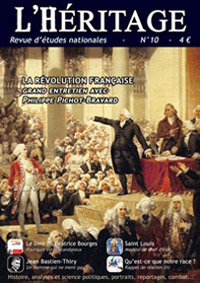 L'Héritage, revue nationaliste